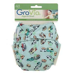 GroVia Part Time Package - The Perfect Cloth Diaper starter kit! Kitchener / Waterloo Kitchener Area image 3