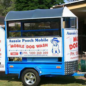 Mobile Dog Wash Franchise (Helensburgh to Woonona) Thirroul Wollongong Area Preview