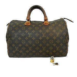 590f61fd053b Louis Vuitton Speedy Locks