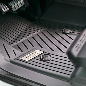 FRONT PREMIUM CHEVROLET SIVERADO ALL WEATHER MATS NEW