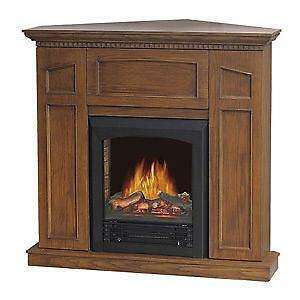 Corner Fireplace Mantel Ebay