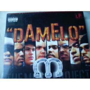 "DAMELO ""THE MOSA PROJECT"" BRAND NEW FACTORY WRAPPED CD"