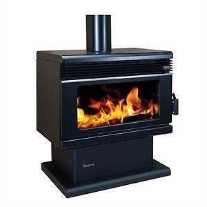 MASPORT LE 3000 WOOD FIRE HEATER Pomona Noosa Area Preview