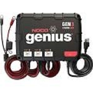 battery charger,on board,NOCO Genius GEN 3,brand new,in box,