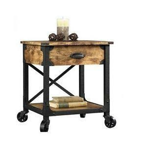 Factory Cart Coffee Table Ebay