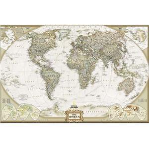 Antique maps ebay antique world maps gumiabroncs Images