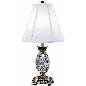 Waterford lamp ebay waterford hospitality lamp aloadofball Image collections