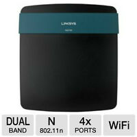 NEW,Linksys EA2700-NP SMART Gigabit Dual-Band Wireless  Router,,