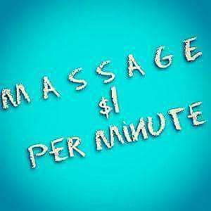 ★★★$1/Minute MASSAGE★★★ Edmonton Edmonton Area image 1