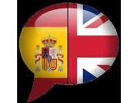 Exchange Language Spanish-English
