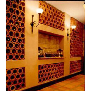Ceramic Terracotta Tiles for Wine Rack Gatineau Ottawa / Gatineau Area image 2