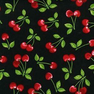 Cherry Fabric Ebay