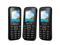 Alcatel Big Button Unlocked