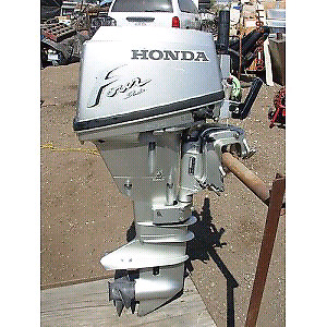 Looking for Electric Start Outboard 8-15 HP