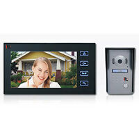 SEQCAM SEQ8806 7'' video door phone and tochpad