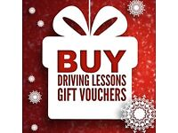 🎄🎄Christmas Voucher Driving Lessons.🎄🎄