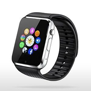 GT08 Android Smart Watch - Available in silver color !!