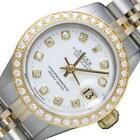 Ladies Rolex Datejust Dial
