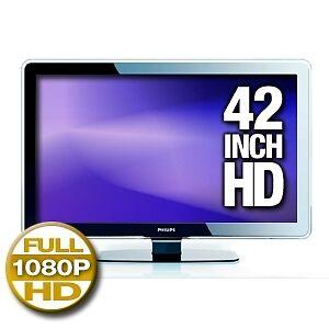 """Philips  42"""" LCD Full HDTV"""