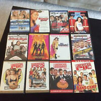 All Movies for 1 Price or Individually Priced