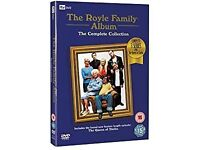 The Royle Family Series 1-3 Plus The Queen Of Sheba Special