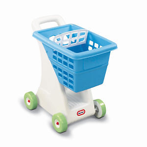 little tikes grocery / shopping cart   excellent condition