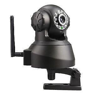 wireless security camera ip pan tilt