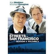 Streets of San Francisco DVD