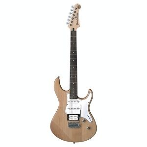 Yamaha Pacifica Electric Guitar - natural - NEW IN BOX