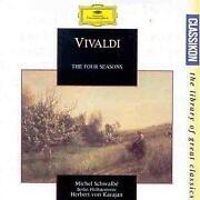 Vivaldi Four Seasons CD