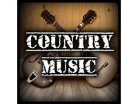 COUNTRY BAND / SINGER WANTED