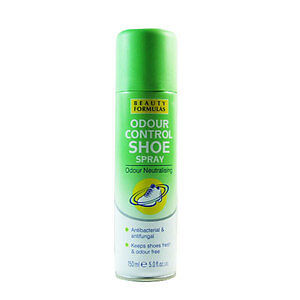 FOOT ODOUR CONTROL SHOE SPRAY 150ML