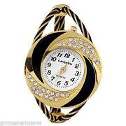 Ladies Bangle Bracelet Watch