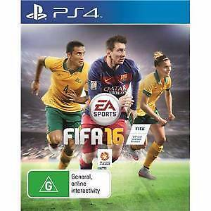 Fifa16 playstation4 Lane Cove North Lane Cove Area Preview