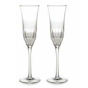 waterford champagne flutes ebay