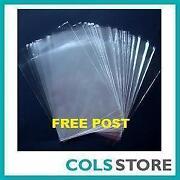 A6 Cellophane Bags