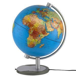 World globe ebay lighted world globe gumiabroncs Image collections