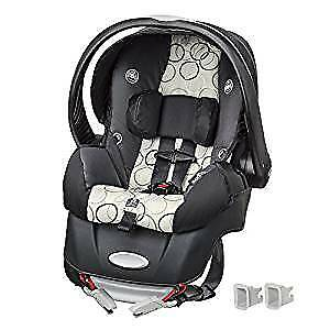 Evenflo Embrace Baby Car Seat with Base