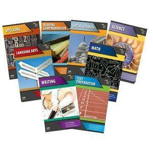 Homeschool Curriculum Books Ebay
