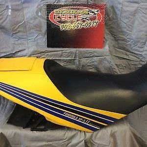 2004 Ski-Doo MXZ-X Rev XPS Formula Seat