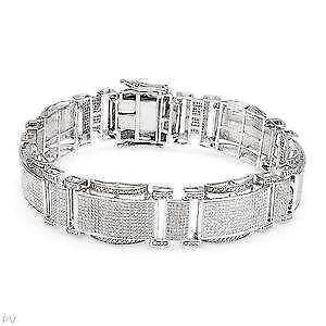 Diamond Bracelets For Men