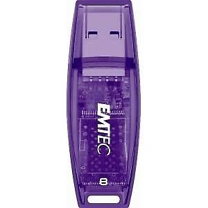 Emtec 8gb Classic USB 2.0 Flash Drive