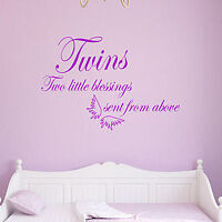 ** CUSTOM HOME DECOR WALL GRAPHICS - 2 FOR 1 **