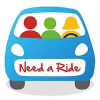 Looking for Montreal --> Toronto rideshare on Friday 2 Sep