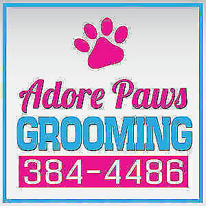 Adore Paws Grooming!