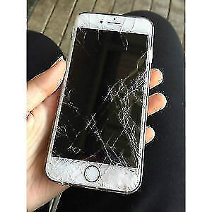 """""""iphone 6 crack screen replacement for $54.99./"""