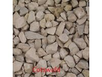 Cotswold Buff 20mm Garden Chips Delivery Available Glasgow and Lanarkshire