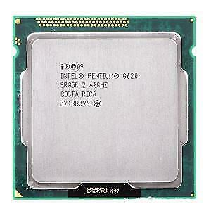 Intel Pentium Processor G620 Socket 1155 (Processoren)