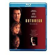 Outbreak Blu Ray