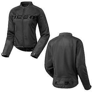 Women's Black Motorcycle Jacket - Never worn